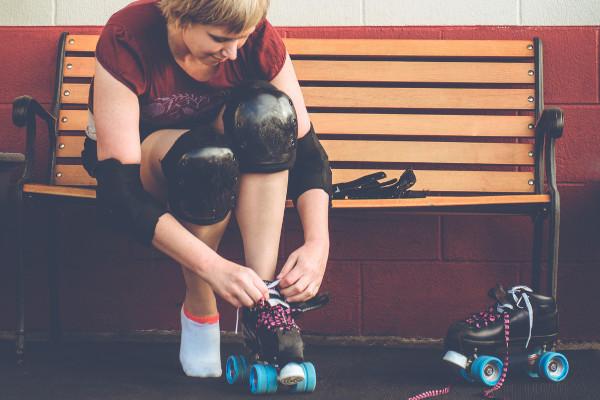 Roller-Skating-While-Pregnant